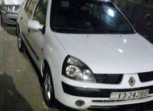 Manual Renault 2003 for sale - Used - Amman city