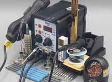 جهاز لحام LED ديجتل 3 في 1كامل لصيانة الجوالات
