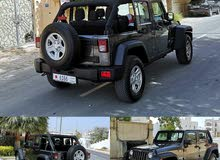 jeep wrangler 4 door agents maintenance