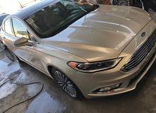Ford Fusion Titanium 2018 فورد فيوجن تيتانيوم
