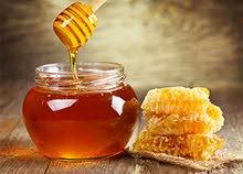 للبيع عسل سدر خالص و طبعي 100% و عسل ازهار