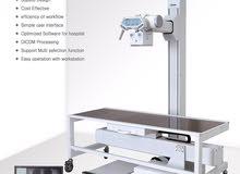 جهاز أشعة كامل جديد لم يستعمل / DR X-ray