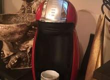 للبيع ماكينه قهوه لعمل جميع انواع القهوه الكبسولة