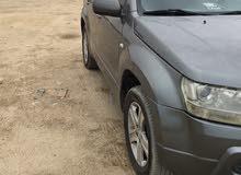 Gasoline Fuel/Power   Suzuki Grand Vitara 2007