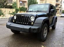 Used Jeep Wrangler for sale in Amman