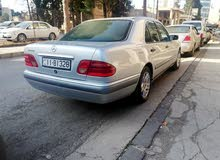 Automatic Silver Mercedes Benz 1997 for sale