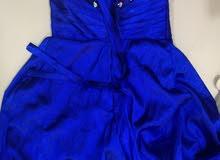 فستان سهرة جديد قياس 12 للبيع