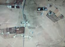 ارض 4500م في جنوب عمان حوارة التل الاخضر