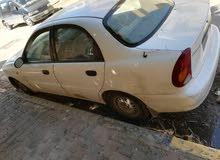 2000 Daewoo in Tripoli