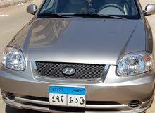 2016 Hyundai for rent in Cairo