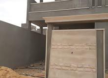 منزل نص تشطيب دورين المشروع خط 6