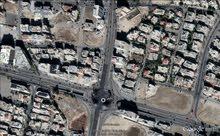 أرض 455 م للبيع في شارع مكة قرب فندق مرمرة وخلف كلية طلال أبو غزالة