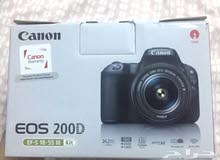 كاميرا d200