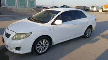 2008 Used Corolla with Manual transmission is available for sale
