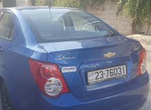 Chevrolet Sonic 2012 in Good Condition for sale