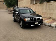 Used condition Jeep Grand Cherokee 2010 with 120,000 - 129,999 km mileage
