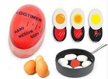 Egg Timer Fashion Kitchen Supplies Color Changing Boiled Eggs Cooking Helper