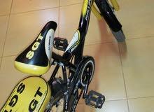 دراجة هوائية تصلح لسن 7_9 سنوات استخدام بسيط