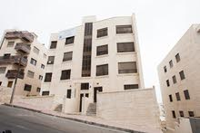 Third Floor  apartment for sale with 3 rooms - Amman city Jubaiha