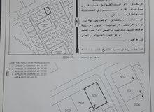 أرضين شبك سكنية بولاية صحار مربع عوتب الجديدة 3