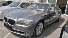2012 BMW 740Li Full options Gulf specs