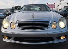 Mercedes Benz E500 made in 2004 for sale