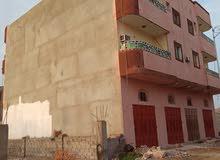 عمارة سكني تجاري 3 دور في البريقه كود النمر