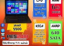 SONY VIO 41411 كور i5 // رمات 6 جيجا // هارد 640//لبرامج ال 3D والاتوكاد
