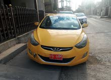 Hyundai Elantra car is available for sale, the car is in Used condition