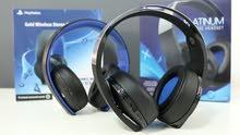 Sony platinum 3d headset