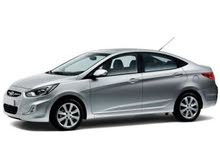 Hyundai accent 2017  new car