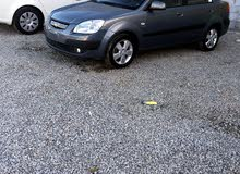 Automatic Grey Kia 2007 for sale