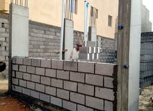 مقاول جميع أعمال البناء