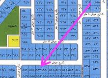 ارض للبيع في حي الحناكي