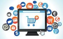 خبرة في تصميم المواقع و المتاجر الإلكترونية ، خبرة التسويق الرقمي
