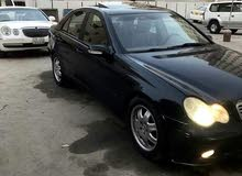 Available for sale! 1 - 9,999 km mileage Mercedes Benz C 200 2004