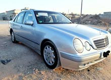 Mercedes Benz E 200 car for sale 2002 in Abyar city