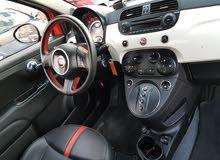 Automatic Fiat 500 2015