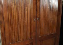 solid wood cupboard for sale