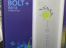 راوتر zain Bolt Plus