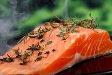 Pavé de Saumon : 120 dh /kg