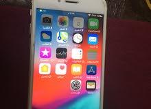 موبايل ايفون 6S نظيف جدا