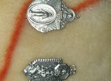 ميداليات فضية للبيع قديمة العهد اكتر من 100 سنة