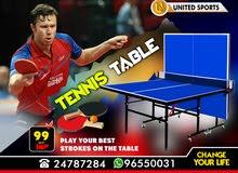 Mega Offer Tennis Table