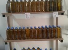 جميع أنواع العسل الطبيعي وزيت الزيتون