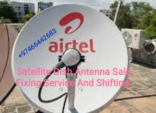 satellite dish sale fixing and service