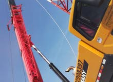 50T crane Available for rent