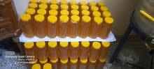 عسل نحل طبيعي إنتاج مناحل الرضا جوده فوق الممتازه