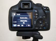 Canon 1100D Camera With 18-55mm lens, Used, Like New