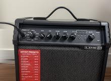 Line6 Spider V 20 MkII guitar amplifier